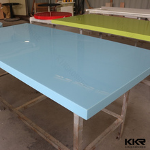 High - End Acrylic Solid Surface Table Restaurant Table Fast Food Court Table