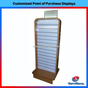 Modern Floor Wood Eyeglass Display Showcase - Buy Eyeglass ...