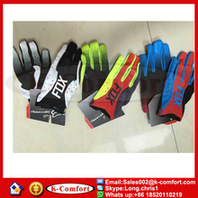 KCM1452 Fox racing Racing Motocross Gloves for BMX ATV MTB MX Off Road glove Dirt Bike bicycle cycling Motorbike Motorcycle glov