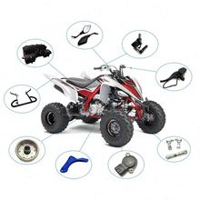 Hot sale atv windshield bag and other atv parts for polaris atv