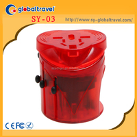 Companies looking for distributors universal travel adapter multi use plug adaptor