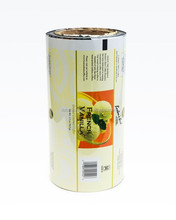 Plastic Roll Film For Fruits And Vegetables