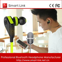 Sport stereo bluetooth headphone with bluetooth for xiaomi mi3 iphone