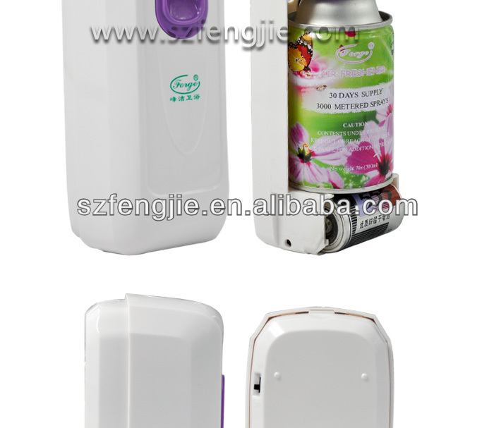 Automatic Air Guard Air Freshener or Insecticide Timed Release Dispenser