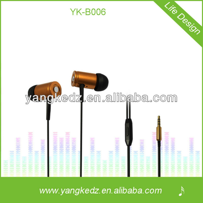 Factory Direct Sales Stereo 3.5mm audio jack headset