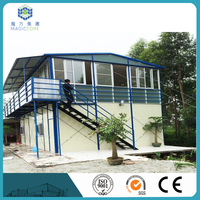 China quality prefabricated light structural steel pig house for sale
