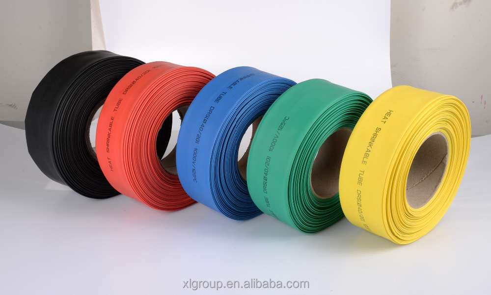 high quality heat shrinkable tubing Good price heat shrinkable sleeving use for wire connection