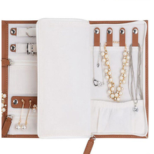 Jewelry Carrying Case Travel Bag Pouch Organizer