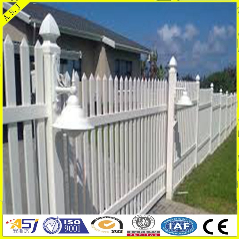 """W"""" D"" pvc coated Palisae Fence"