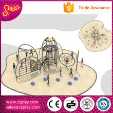 new arrive new outdoor playground outdoor gym equipment