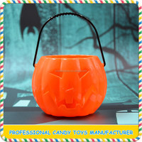 Halloween Decoration night light will emitting pumpkin cans pumpkin Halloween pumpkin pot