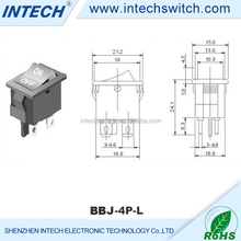 10000 cycles kcd1-101 n rocker switch