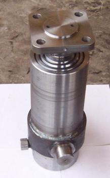 Multiple Stage Hydraulic Cylinder