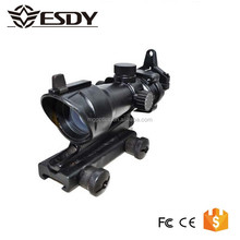 Tactical M2 1X32 red and green dot sight scope airsoft laser riflescope for hunting