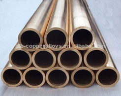 C17510 Nickel Beryllium Copper bourdon tubes