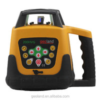 200HVG Automatic Self-leveling Rotary Laser Level with Rechargeable Battery Pack
