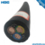 450/750V EPR/CPE Sheath Flexible H07RN Rubber Cable