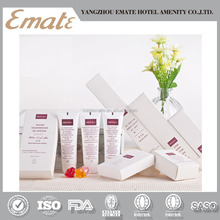 Eco--friendly and good high quality hotel amenities /personalized wholesale hotel amenities/ hotel room guest supplies