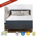 quilted foam fabric cover gel memory foam mattress ventilated memory foam mattress bedroom furniture