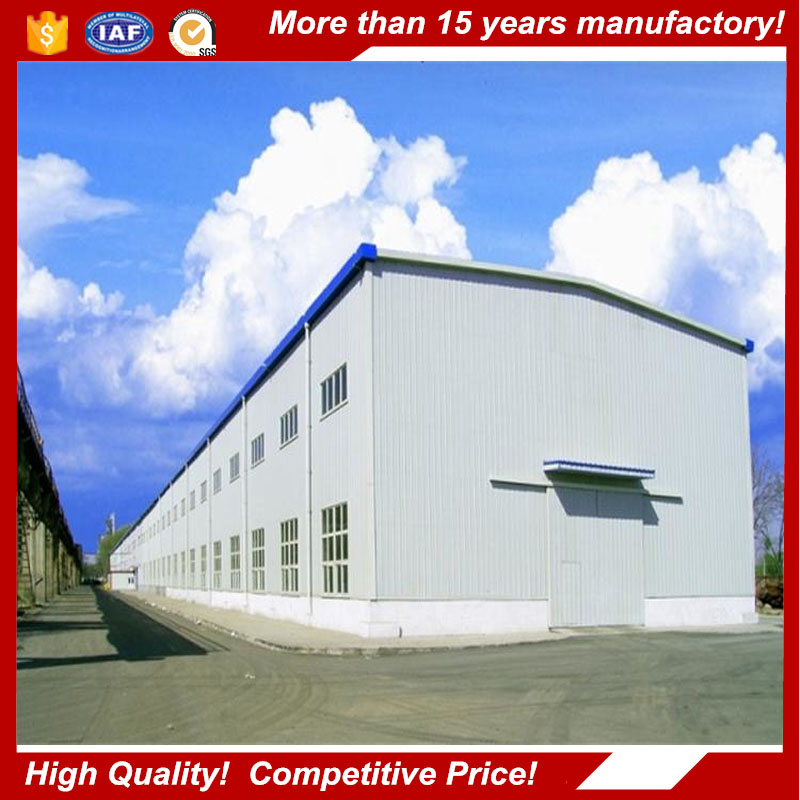 Cn design prefabricated structural steel warehouse