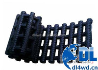 4x4 rescue car accessories sand tracks rubber snow tracks for vehicles