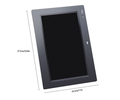 Clear Full Hd Digital Picture Photo Frame Free Download Pictures With 10 Inch Screen Video Playback