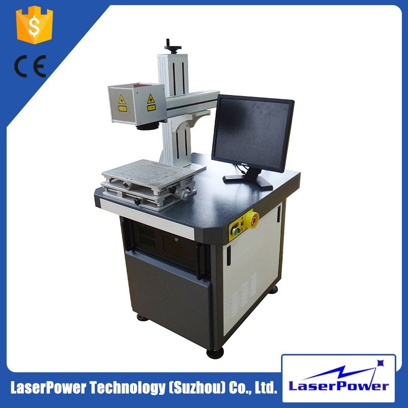 factory price bird ring laser marking machine For Cable and Electrical Wire