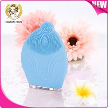 Cleaning brush vibrator facial cleansing silicone brush products
