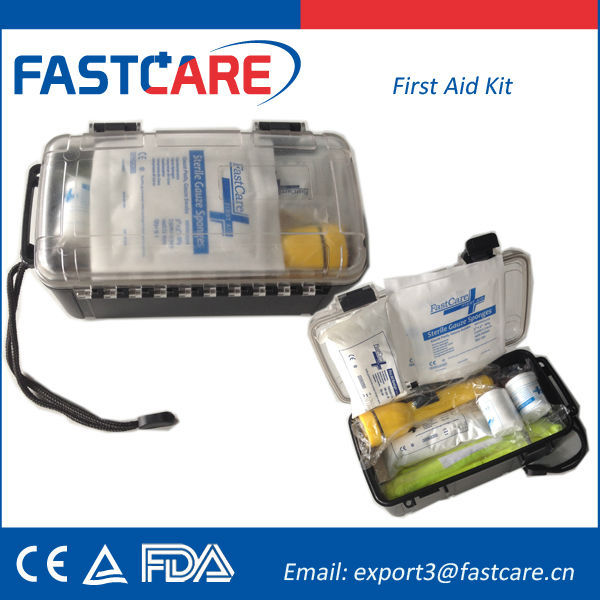 Automobile Car Accident First Aid Kits Box CE FDA Approved