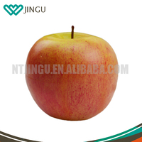 Supply good quality christmas gift foam artificial apple with cheap price
