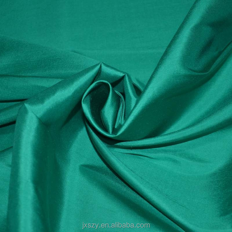 100%silk dupion fabric yarn-dye silk shantung fabric China silk dupioni fabric