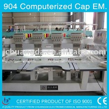 904 T-SHIRT/CAP/HAT COMPUTERISED EMBROIDERY, AUTOMATIC MELCO TAJIMA FOR CLOTHES USED JUKI INDUSTRIAL SEWING MACHINE