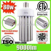 Bbier Color temperature adjustable 80w b22 LED maize lamps bulb