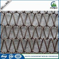 New products decorative metal mesh drapery