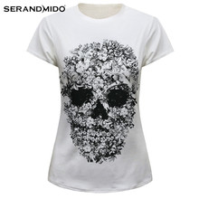 newest china wholesale cheap 3d print women t shirt