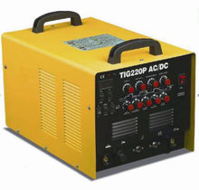 MOSFET AC/DC Inverter 230V 10-200A TIG/MMA Pulse Welding Machine