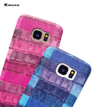 New Style Leather patterns Case Hard Back Cover Case for iPhone 5/SE/6/6plus/ 7/ 7plus