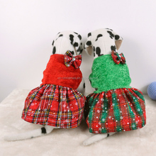 Factory Direct Supply Christmas Pet Clothes Accessories Dog Costume