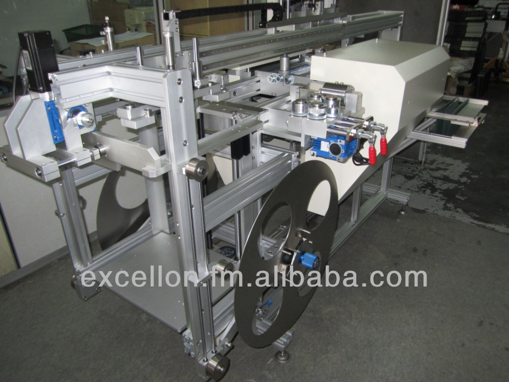 Automatic Hanging File Making Machine / Automatic Suspension File Making Machine