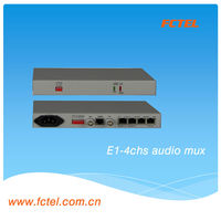 4channel fxo fxs analog to ip converter