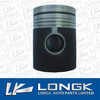 Hot sale Daewoo D2156 engine piston and liners