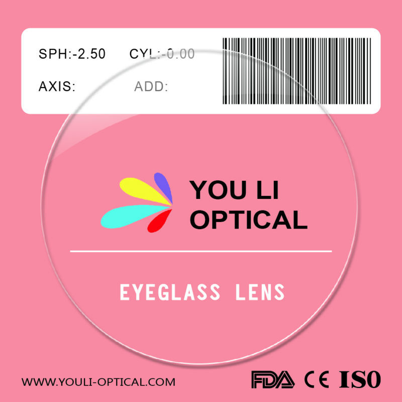 Supplier Prescription Half Lens Reading Glasses