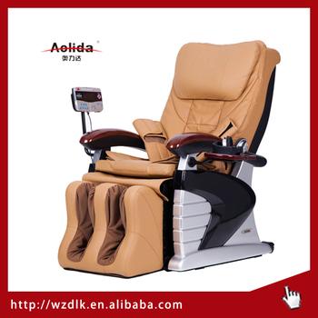 full body message chair with feet extension DLK-H012A