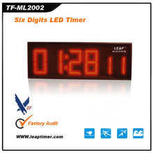 TF-ML2002 gym sports 6 digits LED countdown timer