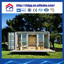 EPS sandwich panels prefab house in cyprus from China manufacturer