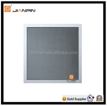 Aluminiun Egg Crate Loose Core Grille with Filter