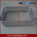 Perforated Mesh Basket/Mesh Sterilization Trays/ Mesh Sterilization Baskets