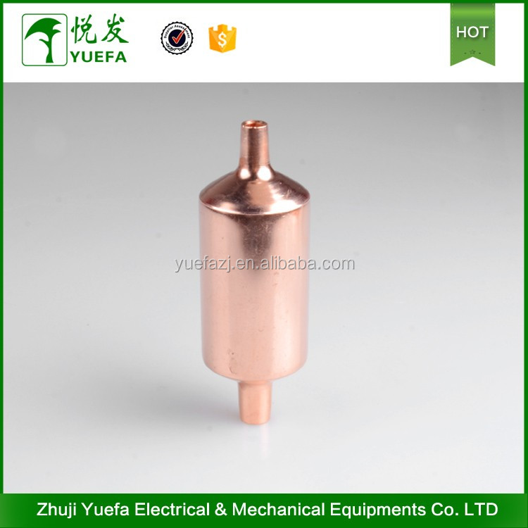 Full Size Customized Copper Muffler Made in China