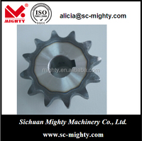 In stock Roller chain Sprockets 12B-13T heat treatment on the teeth clearance without MOQ