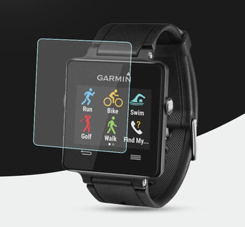 Super clear anti-explosion Soft TPU Screen protector film for Garmin Vivoactive Smartwatch